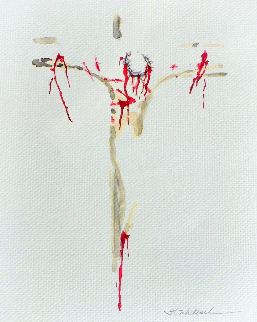 Crucifixion Whitesel
