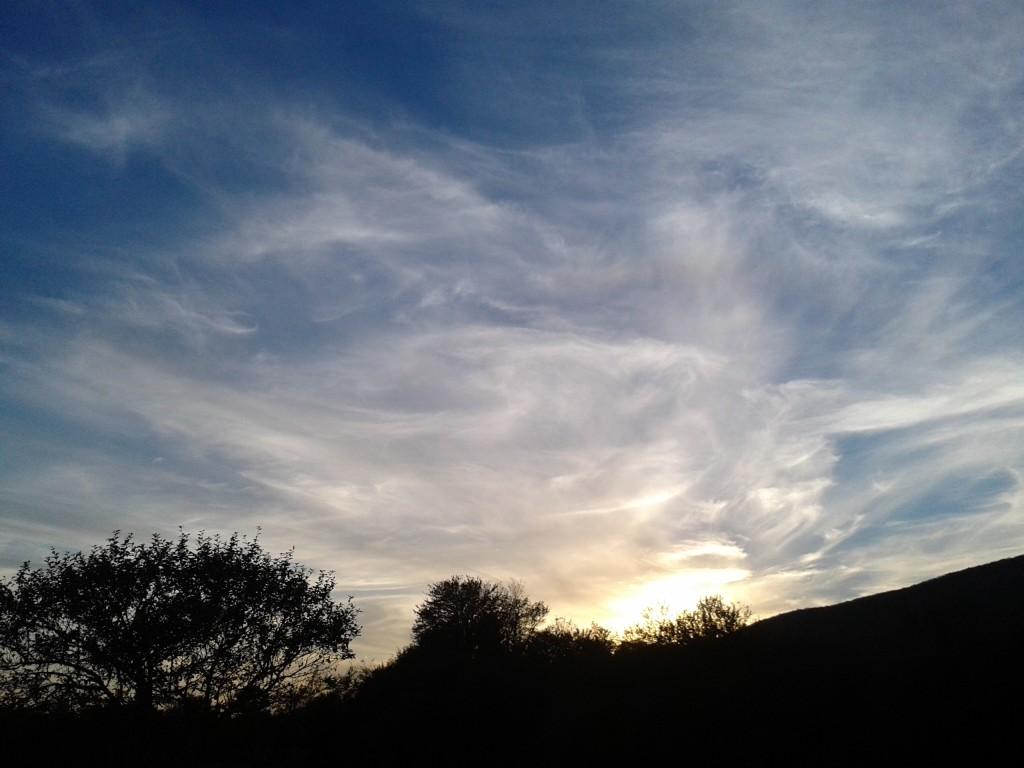 glory sky, Adelaide Brook, beaver dam 001
