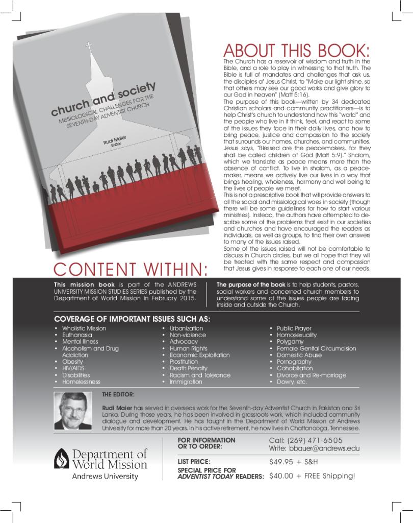 Church & Soc magazine ad