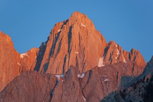 Mt. Whitney at Sunrise, (c) Dean Pennala, legally obtained from Shutterstock.com