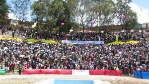 Madagascar's Festival of Religious Freedom took place on September 26. Credit: ANN/Laurent Brabant