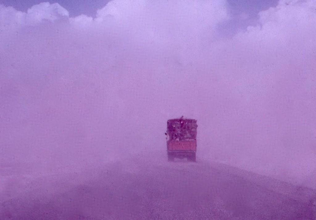 Chen, sandstorm