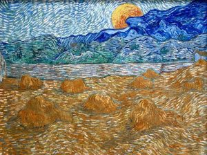 Van Gogh, public domain