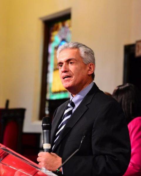 Tony Romeo, Pastor REACH-NYC Historic Manhattan Seventh-day Adventist Church